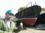 Class of 2012 - Visit to Damen Shipyards