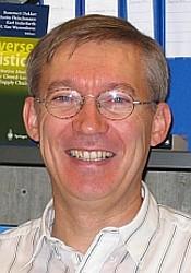 Prof.dr.ir. Rommert Dekker, Professor of Logistics & Information Systems, Erasmus University Rotterdam.