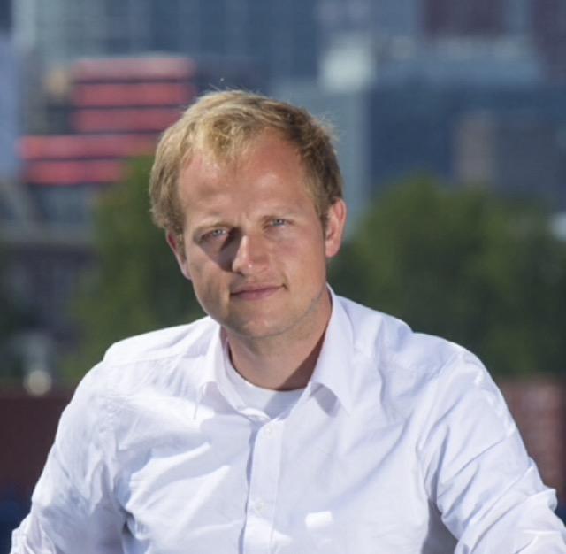 Bart van Riessen, Business Analyst, ECT, Rotterdam.