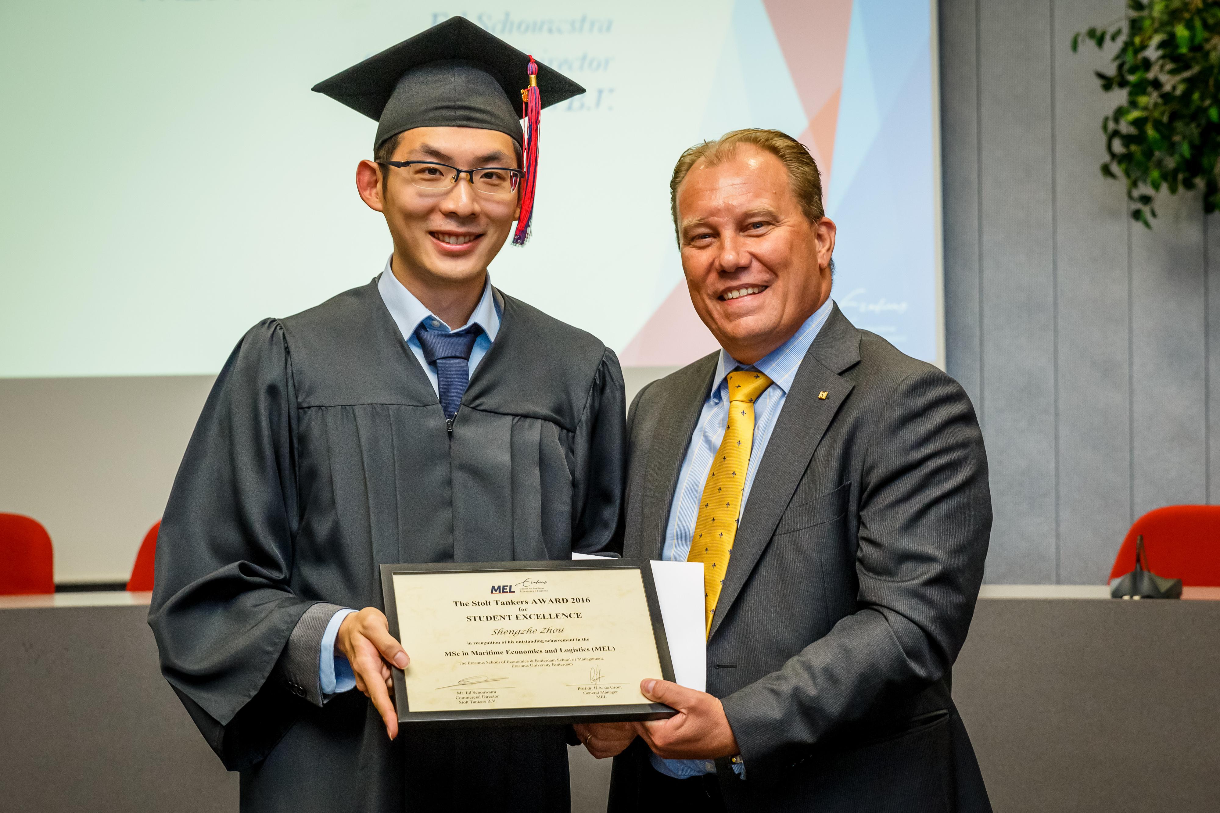 Class of 2016_Shengzhe Zhou (Student Excellence)