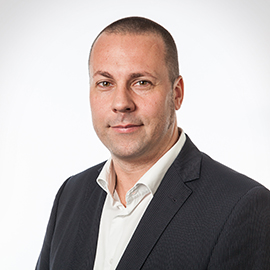 Dr.ir. Jeroen Pruyn, Assistant Professor at Delft University of Technology (DUT)